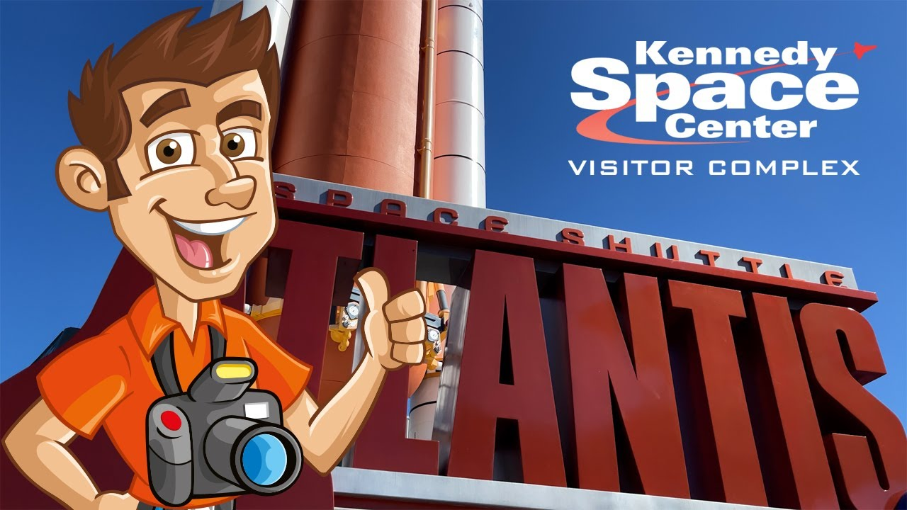 Kennedy Space Center Visitor Complex Tour and Review
