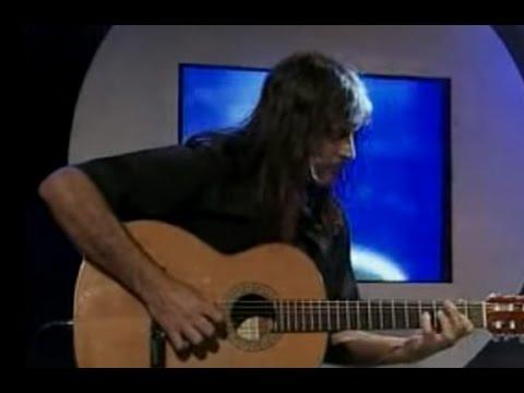 Tano Marciello video De pie - Estudios CM 2004