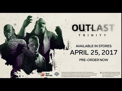 Outlast Triity - PS4