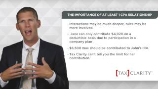 Practical Uses for Tax Clarity Covisum onDemand