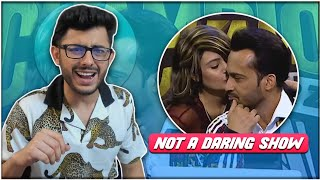 NOT A DARING SHOW FT. WAKAR ZAQA  | CARRYMINATI