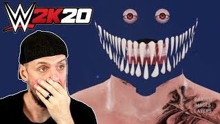 Reacting to Patch 1.02 Glitches in WWE 2K20