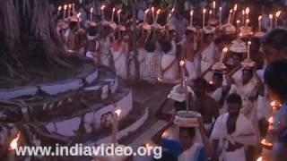 Thalappoli ritual at Pisharikkavu temple, Kozhikode
