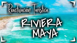 RIVIERA MAYA 🔴 Reactivación 2020 ► Que hacer en Cancun Mexico, Playa del Carmen, Tulum ✅ ¿ES SEGURO?