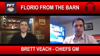 Chiefs GM Brett Veach explains Kansas City's draft strategy   Pro Football Talk   NBC Sports