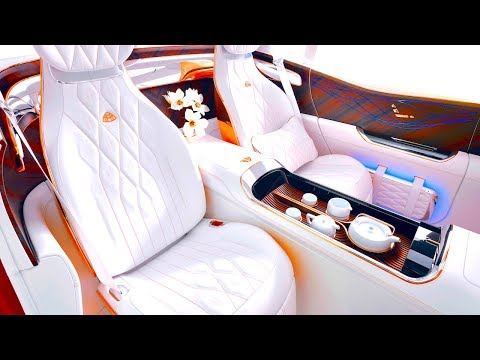 Maybach SUV INTERIOR Video Mercedes Maybach SUV 2018 INTERIOR Review CARJAM TV