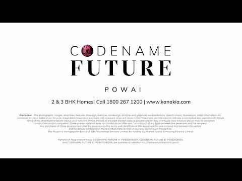 3D Tour of Kanakia Codename Future D