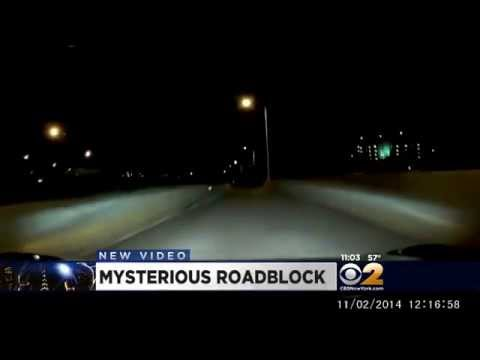 Suspicious Roadblocks: What You Need To Do To Stay Alive