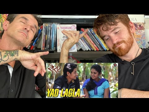 Yad Lagla Song REACTION!! | Sairat