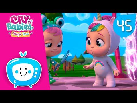 Zweite Staffel Ganze Folgen 🤗 CRY BABIES 💧 MAGIC TEARS 💕 45 minuten