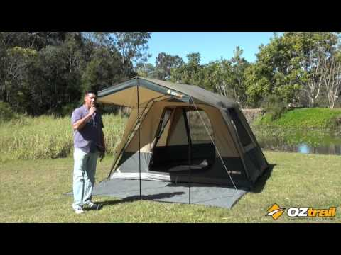 Fast Frame Tent Series - Product Features
