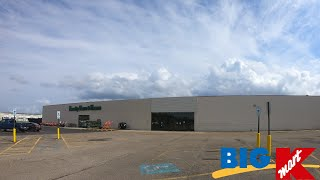 A Look at the Former Kmart in Streetsboro, Ohio