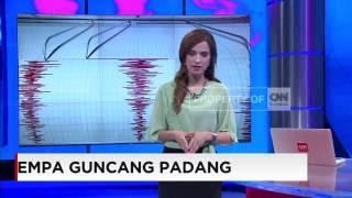 Gempa Guncang Padang