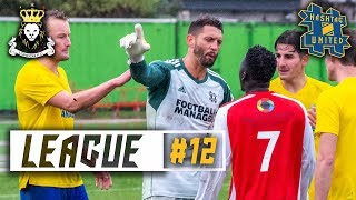 TIME FOR REVENGE? - LOPES TAVARES VS HASHTAG UNITED