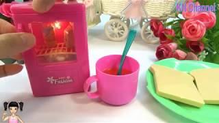 Thơ Nguyễn - Bé tập nấu ăn cuối tuần