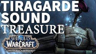 Waning Glacier Small Treasure Chest WoW