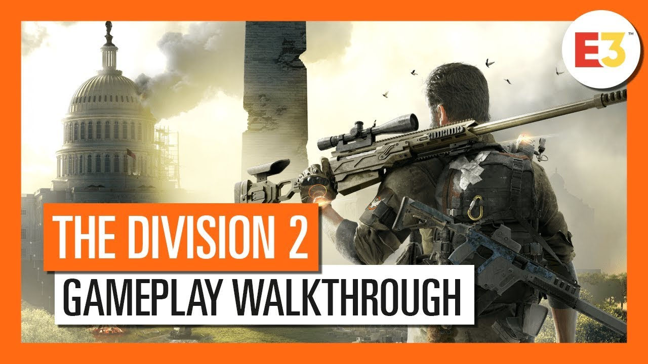 Trailer di Tom Clancy's The Division 2