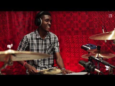 Studio Performance of the Zamar Odongo Collective