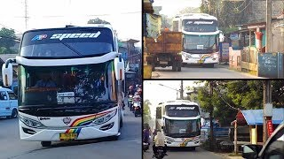 KREKET-KREKET, Kejar Bus B16 HDD Start From Depok Goes To Tasik