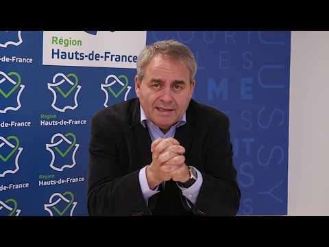 Intervention de Xavier Bertrand lors de la 39éme rencontre de la FNAU - Lille Grand Palais