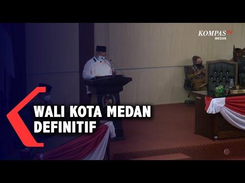 Akhyar Nasution Akan Menjadi Wali Kota Medan Definitif