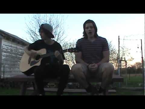 "Zach and Kade: ""If It Means A Lot To You"" acoustic cover"