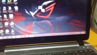 How to unlock touchpad HP laptop
