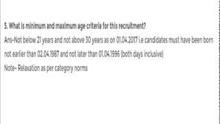 SBI PO 2017 Vacancies, exam date, syllabus