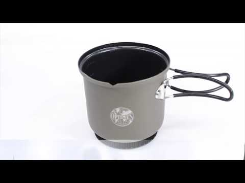 Crux Lite Tactical Cooking System