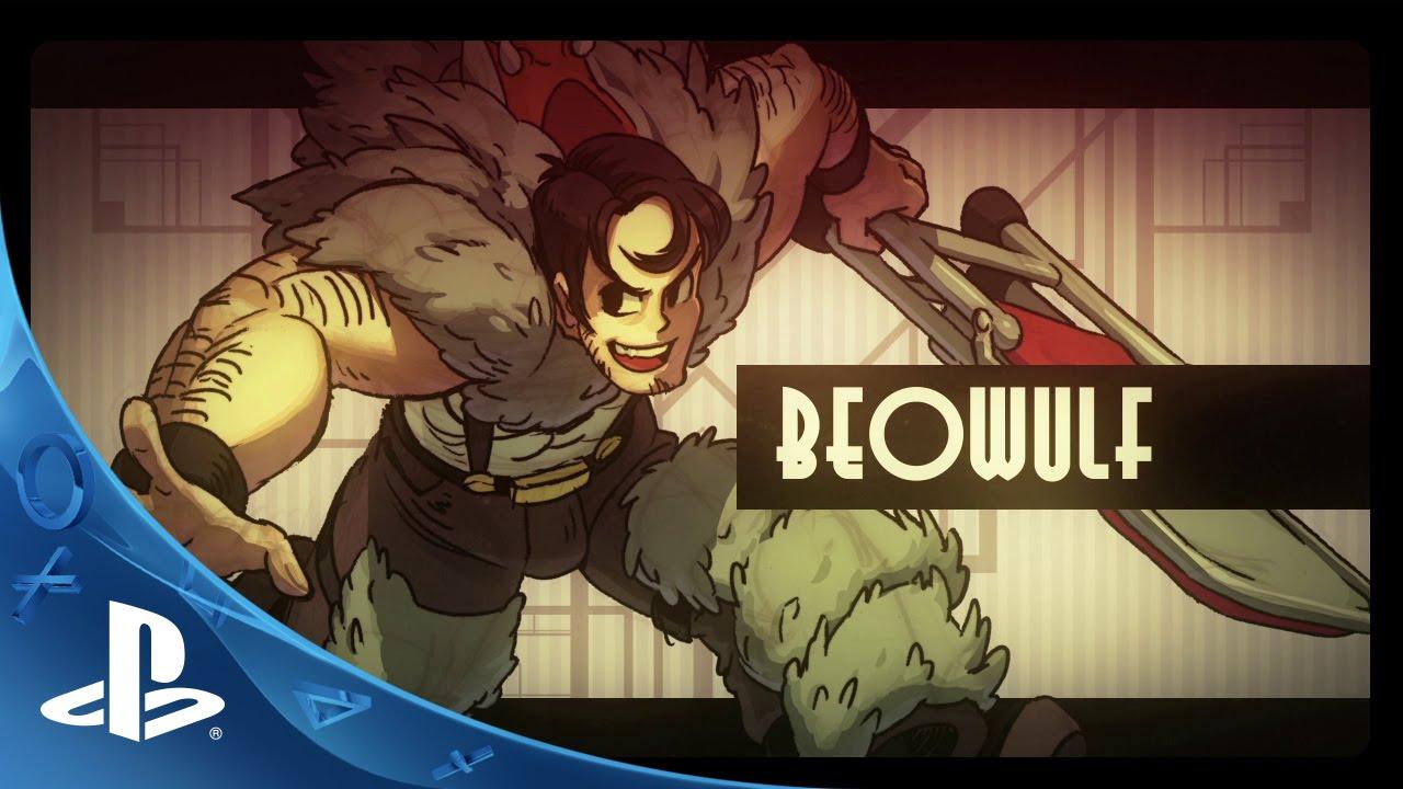Beowulf Chega ao Skullgirls Encore em 17/04!