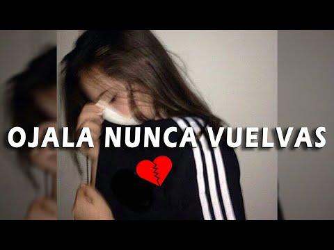 😭 OJALÁ NO VUELVAS 💔 ESTE RAP TE HARA LLORAR \/😔 Victoria ft Elias Ayaviri