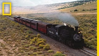 Lessons Learned From Working on a Historic American West Railroad   Short Film Showcase