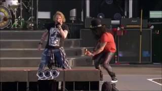 Gambar cover Guns N Roses - Welcome To The Jungle - Download Festival 2018