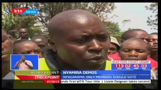 CheckPoint: Party Primaries 16/4/2017