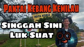 """preview picture of video 'WISATA PULAU BANGKA """"PANTAI KEBANG KEMILAU KOBA, BANGKA TENGAH, MY TRIP 2019""""'"""