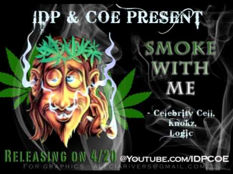 Smoke With Me ( OFFICIAL 420 SMOKE SONG ) - Celebrity Cell, Knokz, Logic413 Mp3