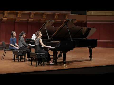 A recent video of myself playing in the U-M Undergraduate Concerto Competition Finals. More videos are on my YouTube channel, if interested!