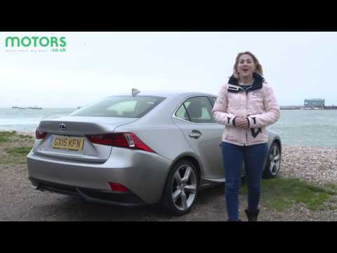 Motors.co.uk Review - Lexus IS
