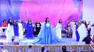 Congreso de Mujeres en Madrid / Danza Orcasitas 6/2016