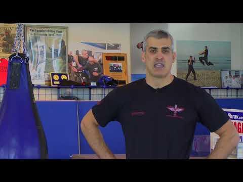 Mastering Krav Maga Online:  Simultaneous Defense & Attack + Retzev Vs Weapons (All Belt Levels)