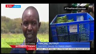 Business Today 19th September 2016 - Part 1 - Tracing Agricultural Output