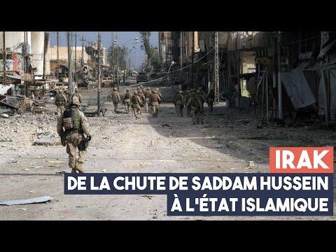 Irak : de la chute de Saddam Hussein à l'Etat islamique