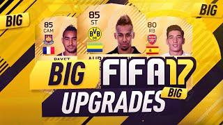 FIFA 17 BIGGEST UPGRADES