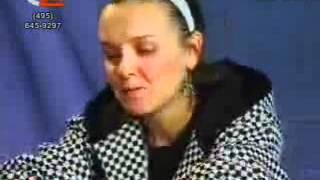 Маша Макарова на О2ТВ - Философия Кастанеды ч.1.avi