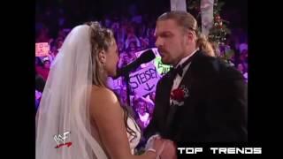 1  hhh & stephanie renew their wedding vows
