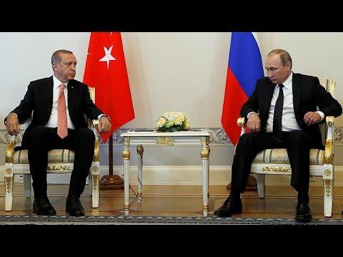 Επαναπροσέγγιση Ρωσίας – Τουρκίας με μηνύματα προς Ευρώπη και ΗΠΑ