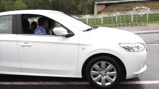 №11 - Задний ход и полицейский разворот: обучаем девушку вождению