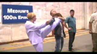 Dans les coulisses avec Patricia Arquette - VO