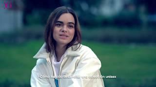 María Simun una enamorada del 'unisex'