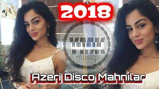 DİSCO Azeri Mahnılar 2018 Yeni - Super Yığma Mix (YMK Musiqi #80) Dance club Party Remix